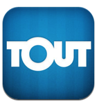 Follow Us on Tout